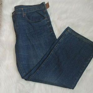 NWT Gap Slim Fit Mens Jeans Sz 42